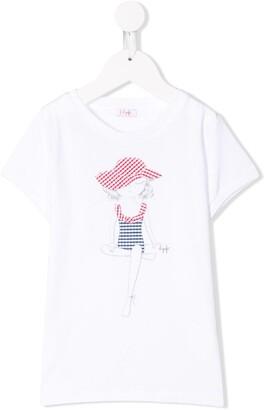 Il Gufo printed T-shirt