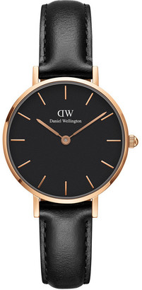 Daniel Wellington Petite Sheffield 28mm Rose Gold Watch