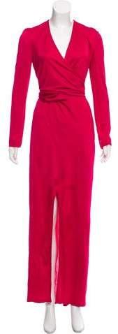 Givenchy Jersey Maxi Dress