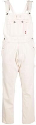 Denimist Slim-Fit Cotton Dungarees