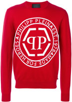 Philipp Plein Eddy sweater - men - Merino - S