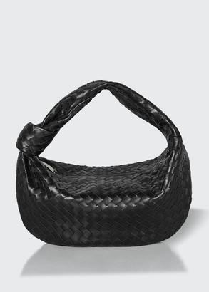 Bottega Veneta Jodie Napa Intrecciato Small Hobo Bag