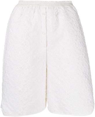Cecilie Bahnsen elasticated waist shorts