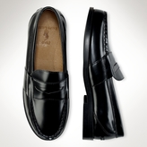 Ralph Lauren Big Kid Classic Penny Loafer