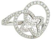 Louis Vuitton Idylle Blossom Diamond Heart Ring