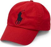 Polo Ralph Lauren Logo Cotton Cap