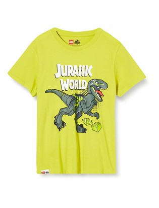 Lego Boy's cm Jurassic World T-Shirt