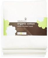 Naturepedic 300 Thread Count Organic Cotton Crib Sheet