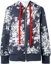 Sonia Rykiel printed bomber jacket - women - Cotton - M