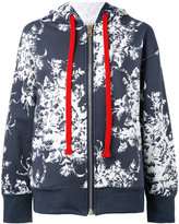 Sonia Rykiel printed bomber jacket - women - Cotton - S