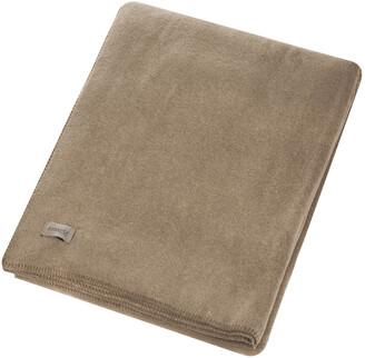 Zoeppritz since 1828 - Large Soft Fleece Blanket - Smoke