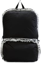 Christopher Raeburn lightweight fringed backpack - men - Cotton/Polyester - One Size