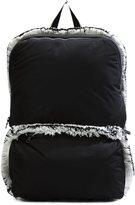 Christopher Raeburn lightweight fringed backpack - men - Cotton/Polyester - One Size