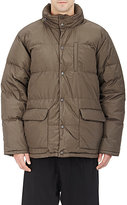 Aspesi MEN'S QUILTED PUFFER JACKET-GREEN SIZE L