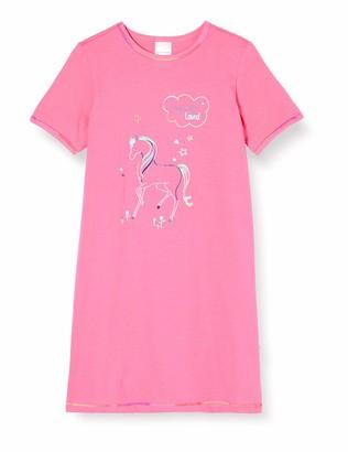 Schiesser Girl's World Nachthemd 1/2 Nightie