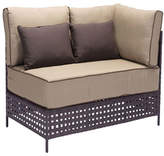 Zuo Modern Pinery Right Corner Chaise