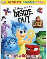 Disney PIXAR Inside Out Ultimate Sticker Book