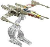 Hot Wheels Star Wars Starship Red X-Wing Skywalker Vehicle