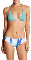 Onia Megan Adjustable String Bikini Top