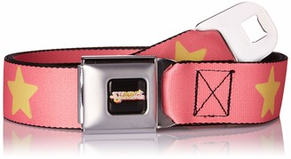 Buckle Down Buckle-Down Men's Seatbelt Belt Steven Universe XL