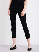 J Brand Maude cigarette mid-rise jeans
