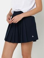 Le Coq Sportif New Womens Leala Skirt In Navy Skirts Mini Athletics