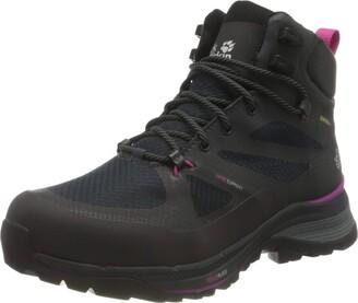 Jack Wolfskin Women's Force Striker Texapore MID W Hiking Shoes