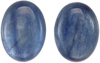 Margo Morrison New York Silver Kynite Post Earrings