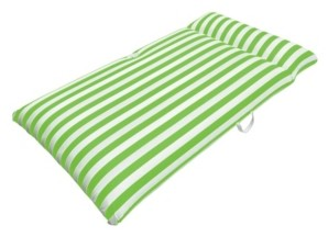 Morgan Drift and Escape Lime Green Swimming Pool Mattress Float Dwyer Signature Series