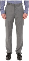Perry Ellis Textured Diamond Flat Front Suit Pants