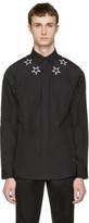 Givenchy Black Stars Shirt