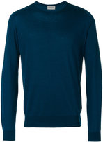 John Smedley crew neck jumper - men - Cotton - S