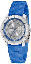 Miss Sixty SIJ002 40mm Stainless Steel Case Blue Steel Bracelet Mineral Men's Watch