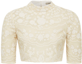 Thurley Imperial Cropped Blouse