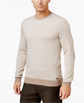 Tasso Elba Men's Cotton Cashmere Sweater, Only at Macy's
