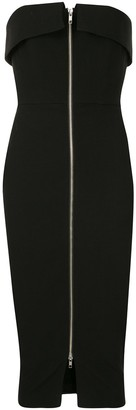 Alex Perry Moore strapless cocktail dress