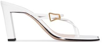 Wandler Yara 85 strap sandals