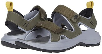 The North Face Hedgehog Sandal III (New Taupe Green/TNF Black) Men's Shoes