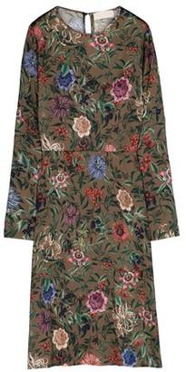 Momoni Aegir Dress In Stretch Silk Satin