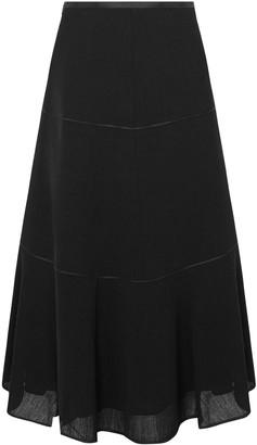 Cefinn Gauze Midi Skirt
