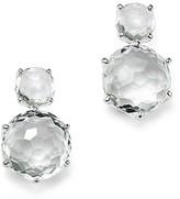 Ippolita Rock Candy® 2 Stone Earrings in Clear Quartz