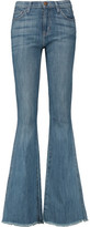 Current/Elliott The High Rise Flared Jeans
