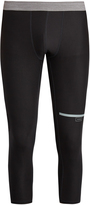 The Upside Cropped performance leggings