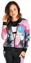 Jala Clothing Mesh Bomber Jacket