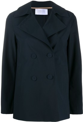 Harris Wharf London Fitted Double Breasted Jacket