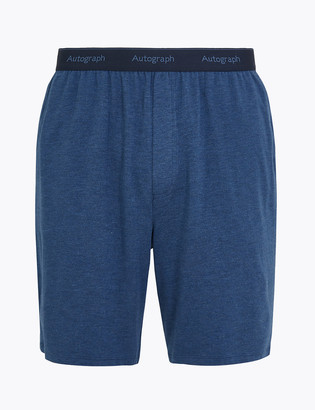 Marks and Spencer Supersoft Supima Cotton Pyjama Shorts