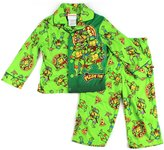 Nickelodeon TMNT Toddler Green Pajamas