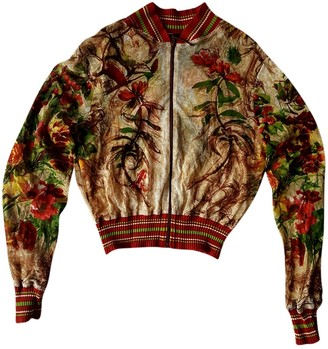 Jean Paul Gaultier Multicolour Polyester Jackets