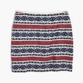 Madewell Jacquard Gamine Skirt