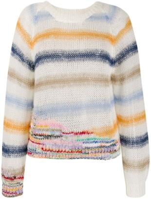 Soulland Mio multi knit jumper